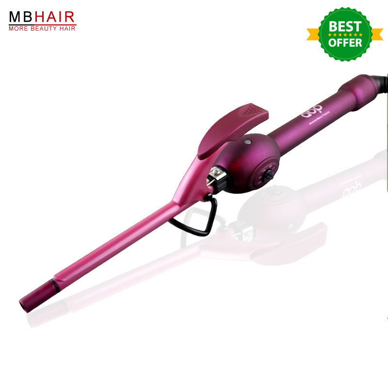 MBHAIR 9mm Curling iron